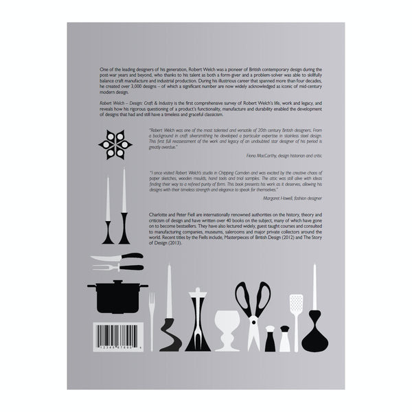 Robert Welch Design: Craft and Industry (Hardback)