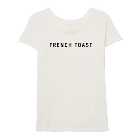 French Toast Vintage Brunch Shirt Collaboration With Jessica Garvin