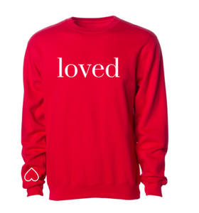 YOU ARE LOVED PULLOVER