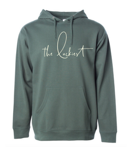 -BRAND NEW - PREORDER - THE LUCKIEST HOODIE