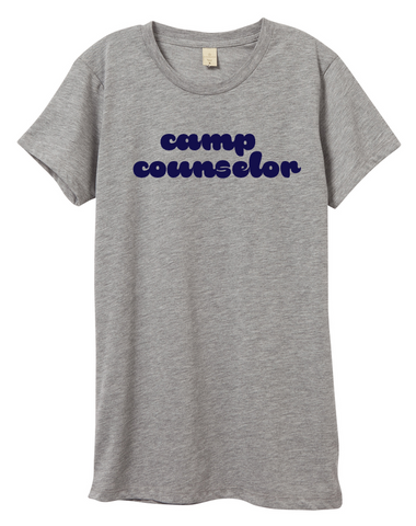SALE Camp Counselor TShirt- Preorder