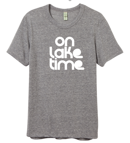 On Lake Time Unisex xsmall-xxxlarge