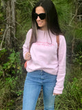 Comfy Cozy Are We Pullover PERFECTION! Collab with Jessica Garvin
