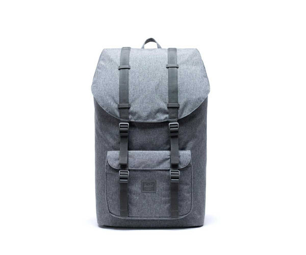 Herschel Little America Light Backpack - Raven Crosshatch - Little America Store