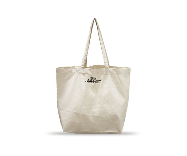 Logo Bag - Natural