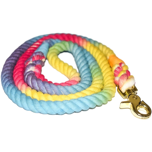 I Poop Rainbows - Dog Leash