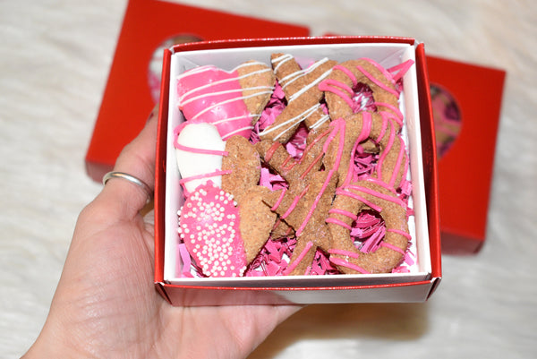 Valentine's Day Mini Treat Box