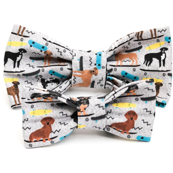 Sk8ter Boi Dog Bow Tie - Dope Dog Co