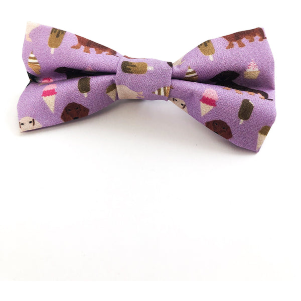 I Scream For Ice Cream Bow tie