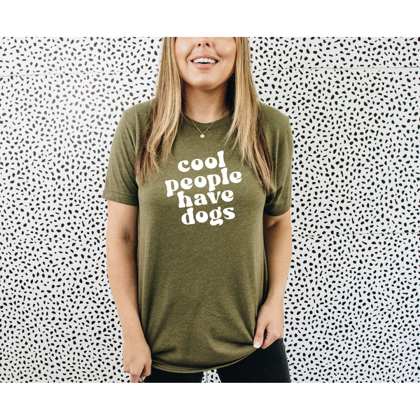 Cool People Tee