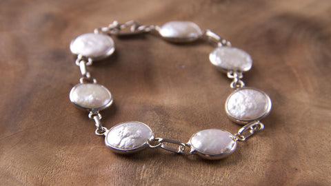 handmade sterling silver jewelry designs mother pearl bracelet
