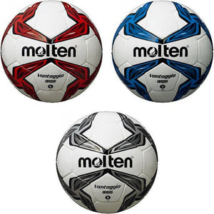 Molten F5V1700 Training & Match Football (Red) - Sports Ball Warehouse