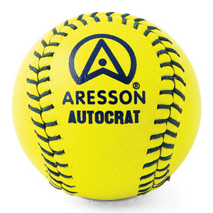Aresson Autocrat Rounders Ball (Yellow) - Sports Ball Warehouse