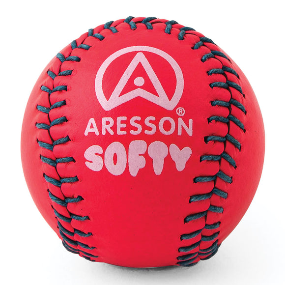 Aresson Softy Rounders Ball Pink - Sports Ball Warehouse