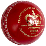 Gray Nicolls Crown 4 Star Cricket Ball - Sports Ball Warehouse