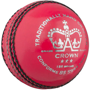Gray Nicolls Crown 3 Star Cricket Ball - Sports Ball Warehouse