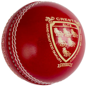 Gray Nicolls Crest Elite Cricket Ball - Sports Ball Warehouse