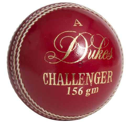 Dukes Challenger Cricket Ball (Senior) - Sports Ball Warehouse