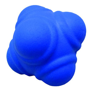 Reaction Ball Small 7cm Blue - Sports Ball Warehouse
