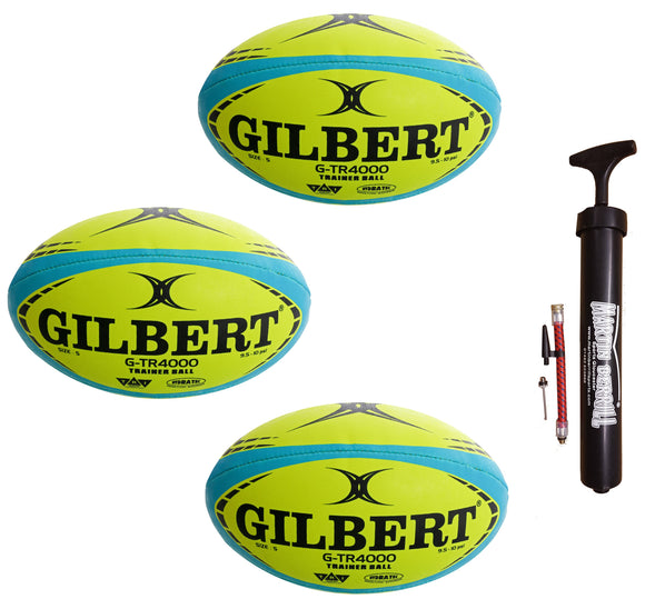 Gilbert G-TR4000 Triple Pack Fluoro with Pump