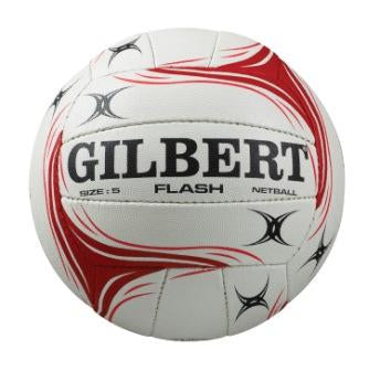 Gilbert Flash Netball - Sports Ball Warehouse