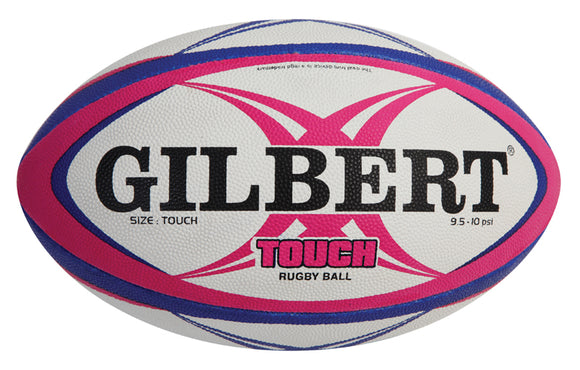 Gilbert Touch Rugby Ball - Sports Ball Warehouse