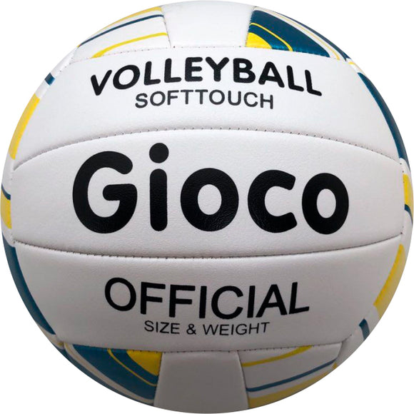 Gioco Soft touch Volleyball - Sports Ball Warehouse