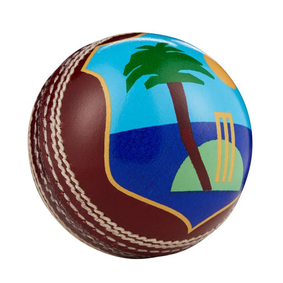 Hunts County International Cricket Flag Ball - West Indies - Sports Ball Warehouse