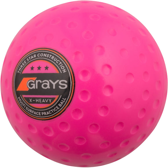 Grays X-Heavy Hockey Ball - Sports Ball Warehouse