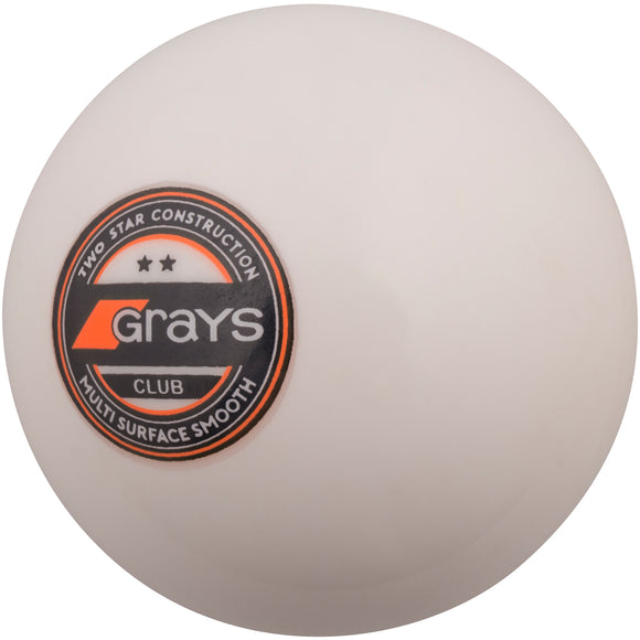 Grays Club Hockey Ball - Sports Ball Warehouse