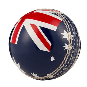 Hunts County International Cricket Flag Ball - Australia - Sports Ball Warehouse