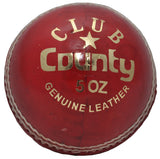 Hunts County Club Ladies 5oz Cricket Ball - Sports Ball Warehouse