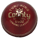 Hunts County Ladies 5 oz Turf King Cricket Ball - Sports Ball Warehouse