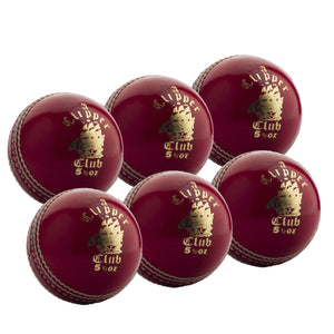 MBS Clipper Club Junior Red 6 Pack - Sports Ball Warehouse