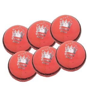 MBS Supreme Crown Junior Orange 6 Pack - Sports Ball Warehouse