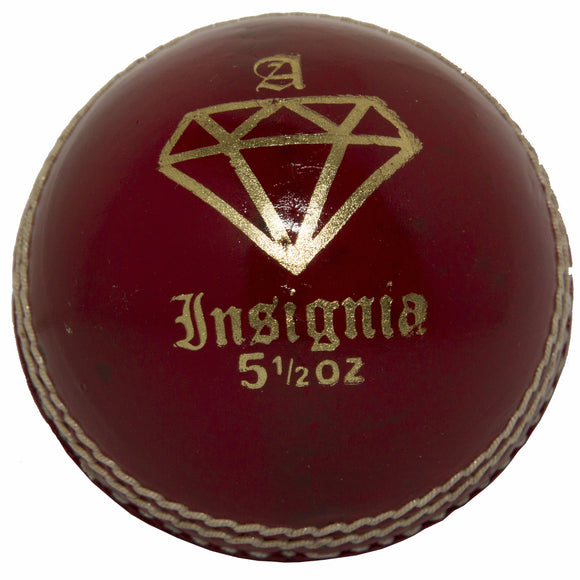 Martin Berrill Sports Insignia Cricket Ball - Sports Ball Warehouse