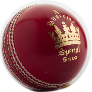 Martin Berrill Sports Supreme Special Cricket Ball - Sports Ball Warehouse
