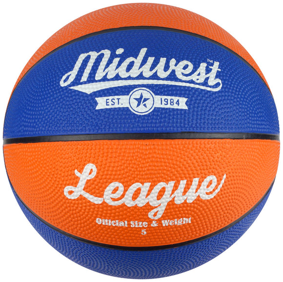Midwest League Basketball - Sports Ball Warehouse
