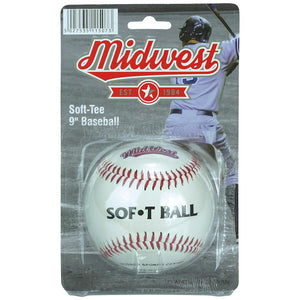 Midwest Soft-Tee Baseball Ball - Sports Ball Warehouse