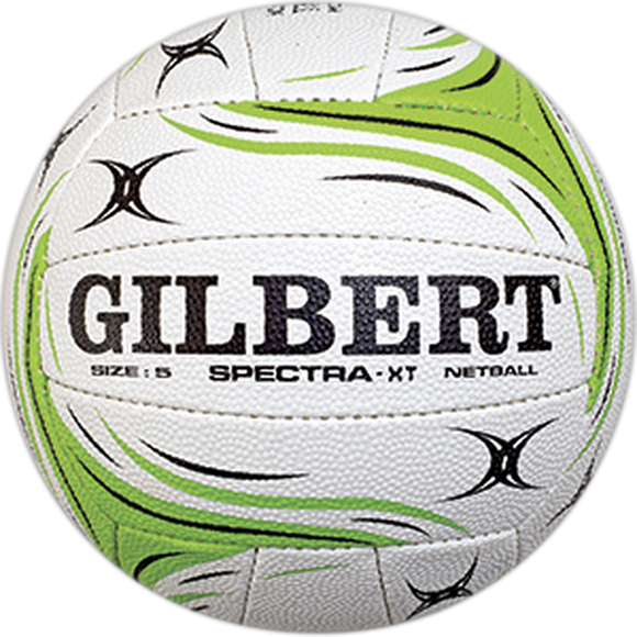 Gilbert Spectra XT Netball - Sports Ball Warehouse
