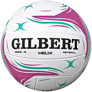 Gilbert Helix Match Netball - Sports Ball Warehouse