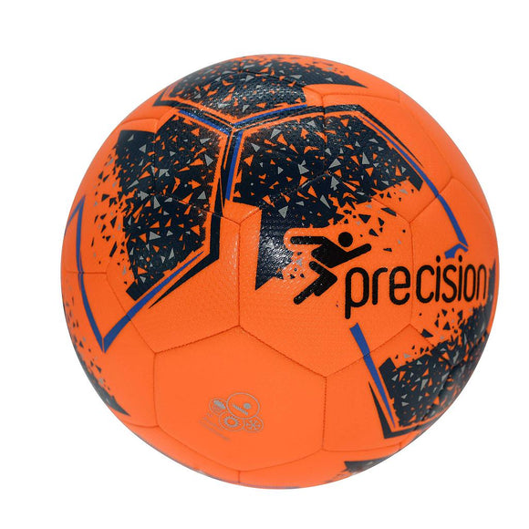 Precision Fusion IMS Training Ball (Orange) - Sports Ball Warehouse