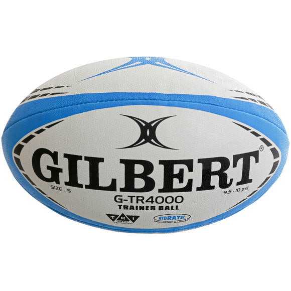 Gilbert G-TR4000 Trainer Rugby Ball Size 3 & 4 - Sports Ball Warehouse