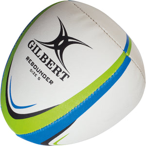 Gilbert Rebounder Training Rugby Ball - Sports Ball Warehouse