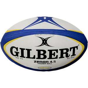 Gilbert Zenon 4.5 Womens Rugby Ball - Sports Ball Warehouse