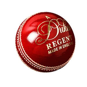 Dukes Regent Cricket Ball (Senior) - Sports Ball Warehouse