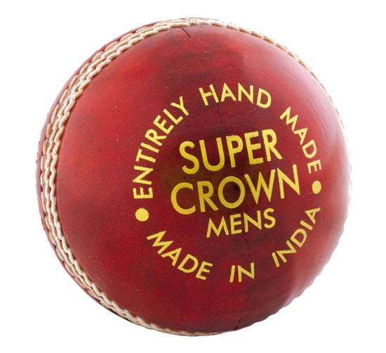 Readers Super Crown Cricket Ball - Sports Ball Warehouse