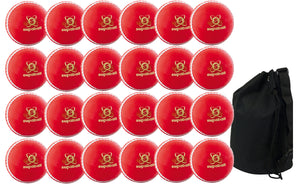 Readers Supaball Senior Red 24 Pack With Ball Bag - Sports Ball Warehouse