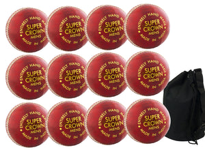 Readers Super Crown Junior Red 12 Pack With Ball Bag - Sports Ball Warehouse