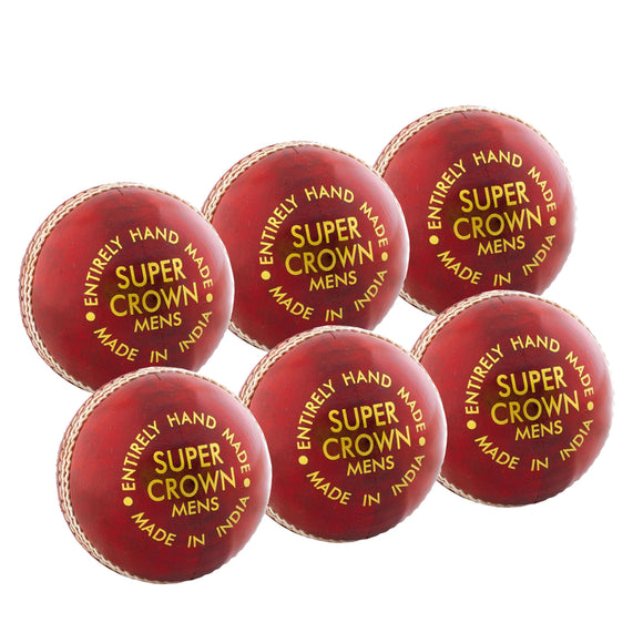 Readers Super Crown Senior Red 6 Pack - Sports Ball Warehouse